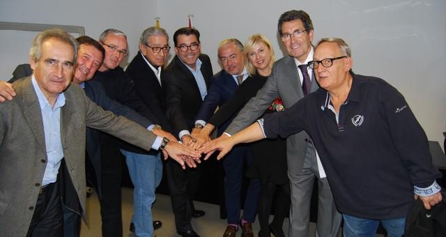 LA NUEVA ASAMBLEA DE LA FEDERACÍON ARAGONESA ELIGE A FRANCISCO LAFITA COMO PRESIDENTE